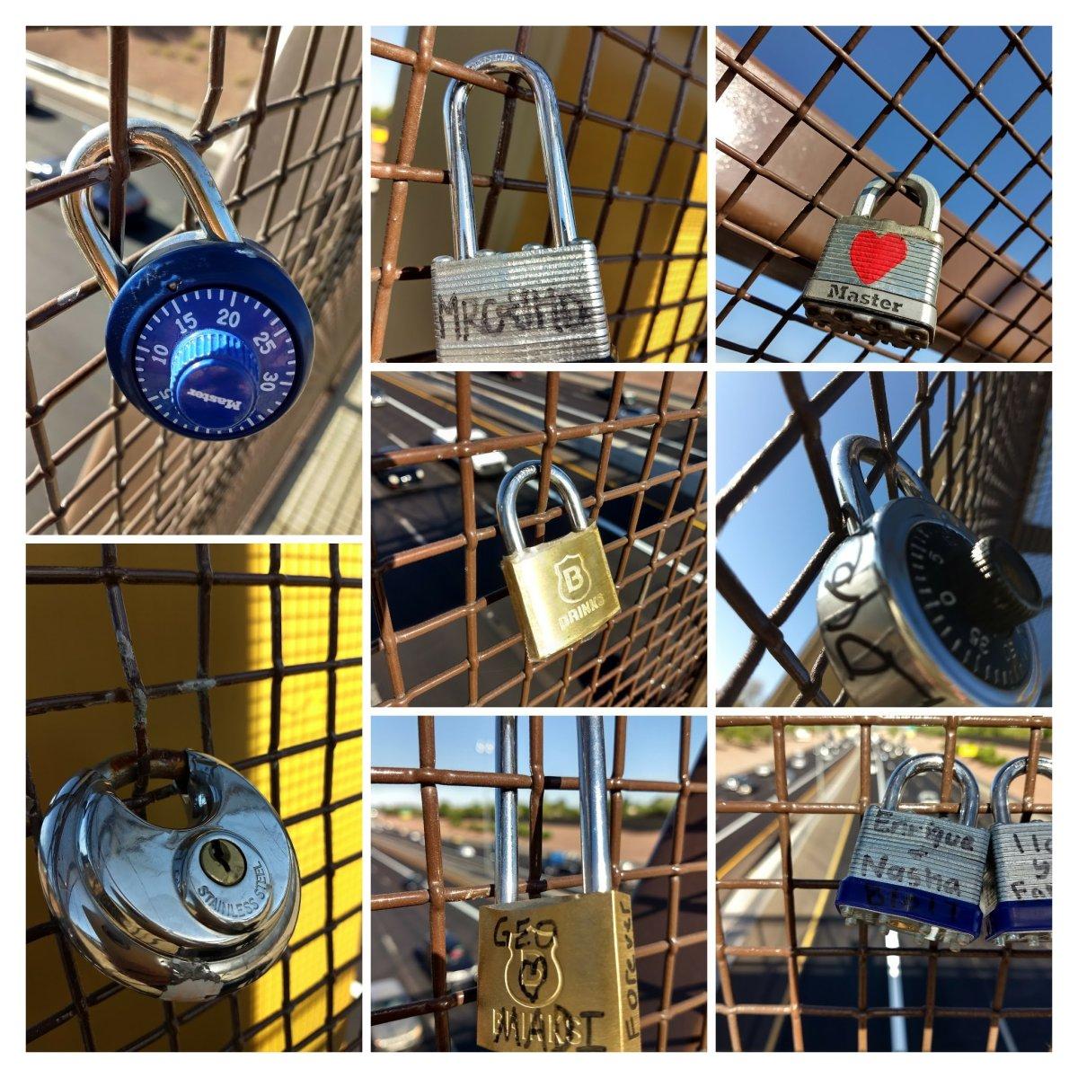 Locked!